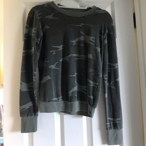Urban Outfitters Camo Pullover